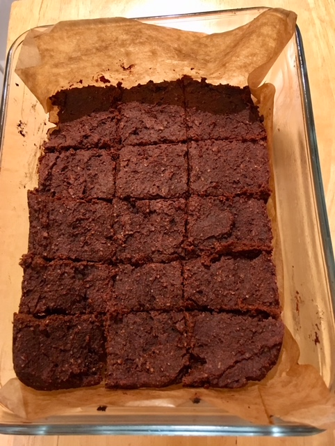 Mineral Rich Sweet Potato Brownies